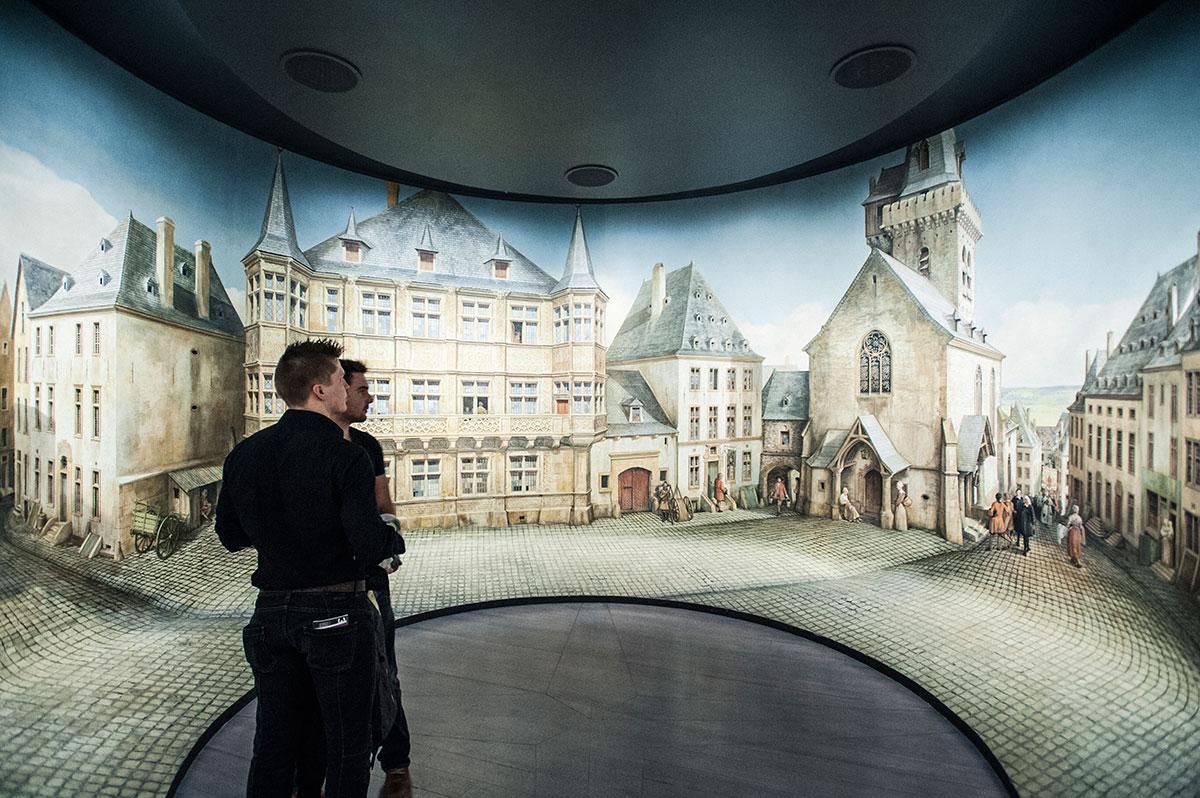 (c) Citymuseum.lu