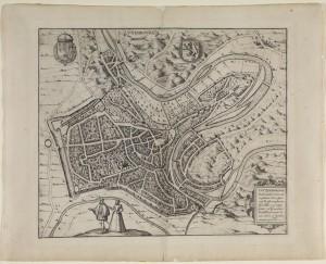 Jacob van Deventer (1500 - 1575)
