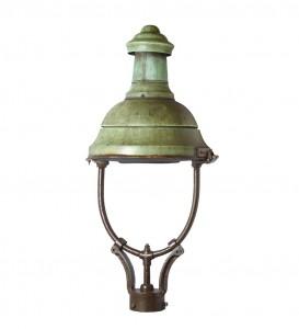 Lampadaire à gaz provenant de Hollerich