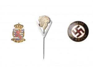 Épingles de la Deuxième Guerre Mondiale