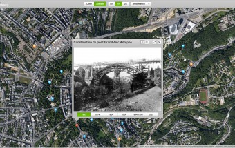Mapping Luxembourg