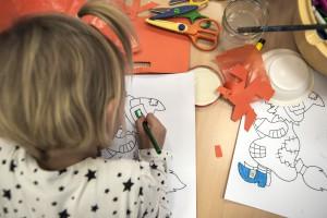 Atelier pour enfants