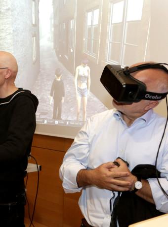 Rencontres virtuelles dans les quartiers du Pfaffenthal