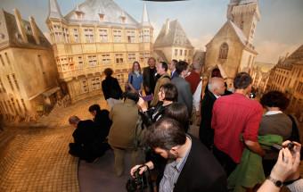 Le Conseil international des Panoramas au Musée d'Histoire de la Ville