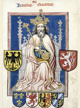 Charles IV : quel roi, quel individu ?