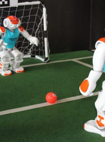 Robot Soccer Team