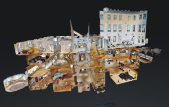 Visit the museum in 3D!