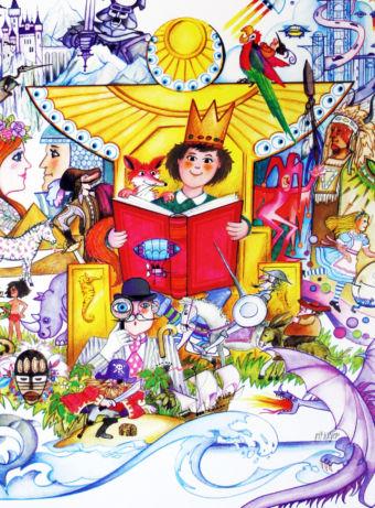 Nos héros et personnages de contes luxembourgeois